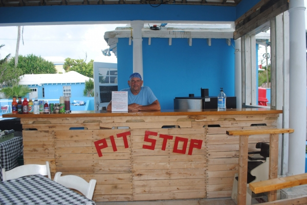Visit the Pit Stop